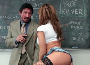 Fucking hot teacher