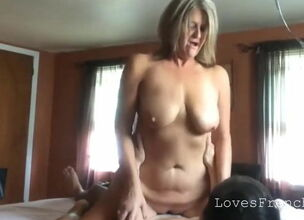 Jap mom sex